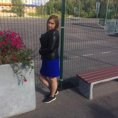 Anya, 21, Pitkyaranta