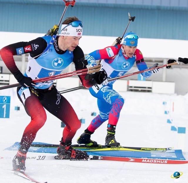 Лукас Хофер недавно писал в своём Инстаграм, что стал 4 на чемпионате Норвегии 😂...