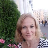 Личная фотография Евгении Панковой