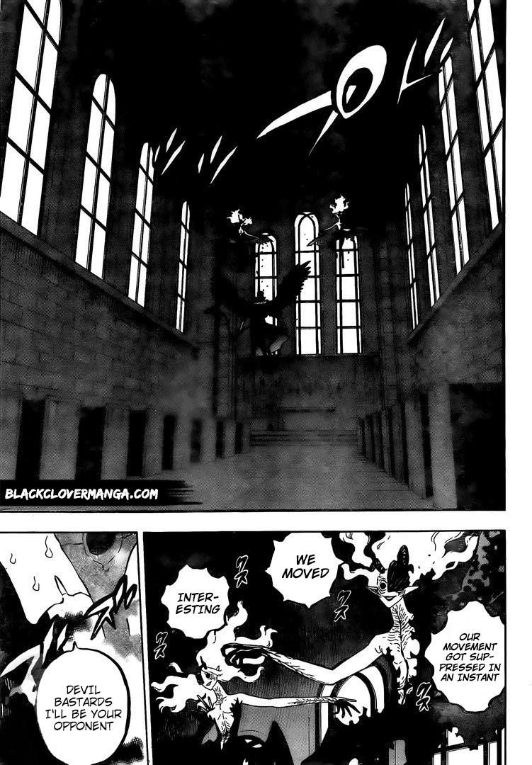 Black Clover Chapter 285, image №7