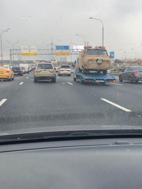 А где Гарри и Ллойд?! ????  На дорогах столицы заметили знаменитую машину из фильма «Тупой и... [читать продолжение]