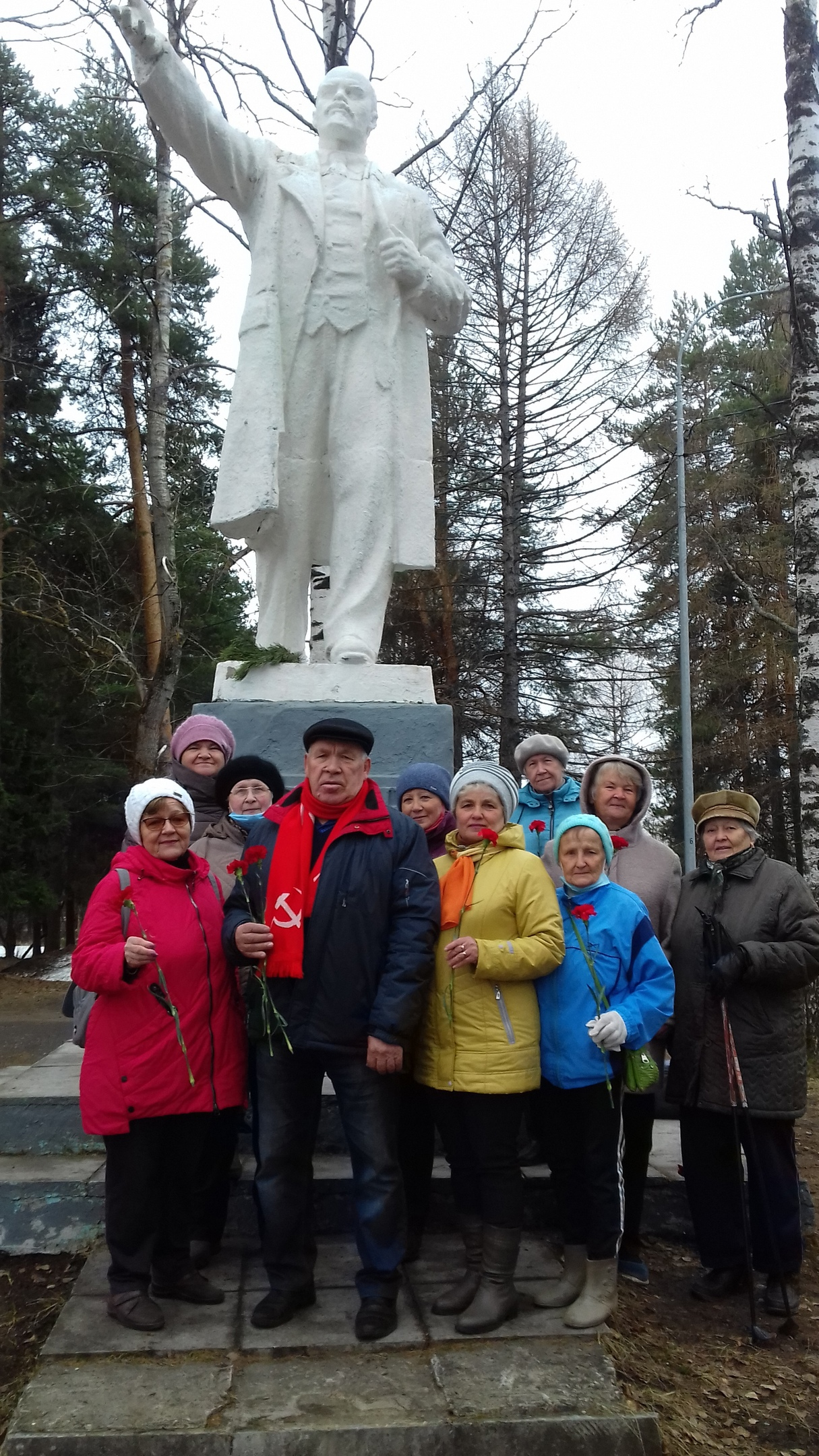 Коммунисты Нововятска