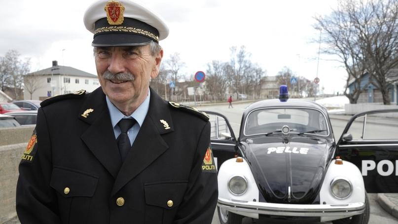 Это бывший офицер норвежской полиции Оге Магнуссен. В 1984 году он превратил ста...