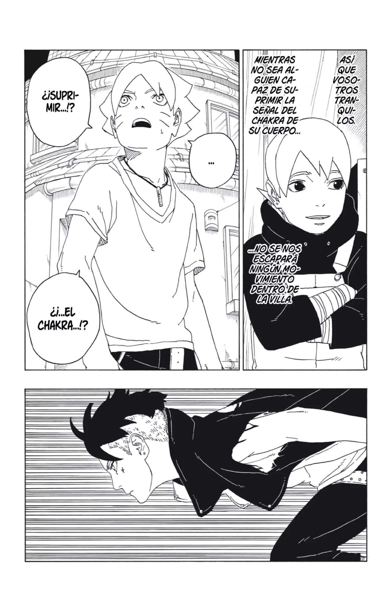 Boruto Manga Capitulo 61, image №32