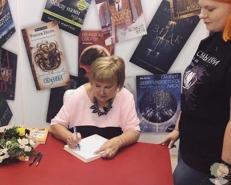 Писательница Татьяна Полякова скончалась от рака