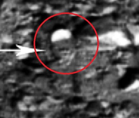 Луна - творение инопланетного разума, изображение №13