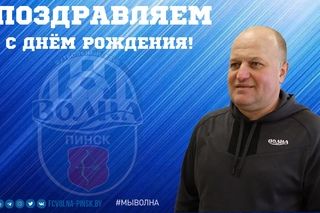 Сегодня свой День Рождения празднует старший тренер нашего футбольного клуба -
