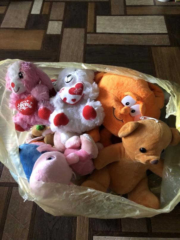 Отдам детские мягкие | Объявления Орска и Новотроицка №29043