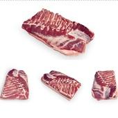 Грудинка свиная ИВР на шкуре ≈ 5.5-7.5 кг.