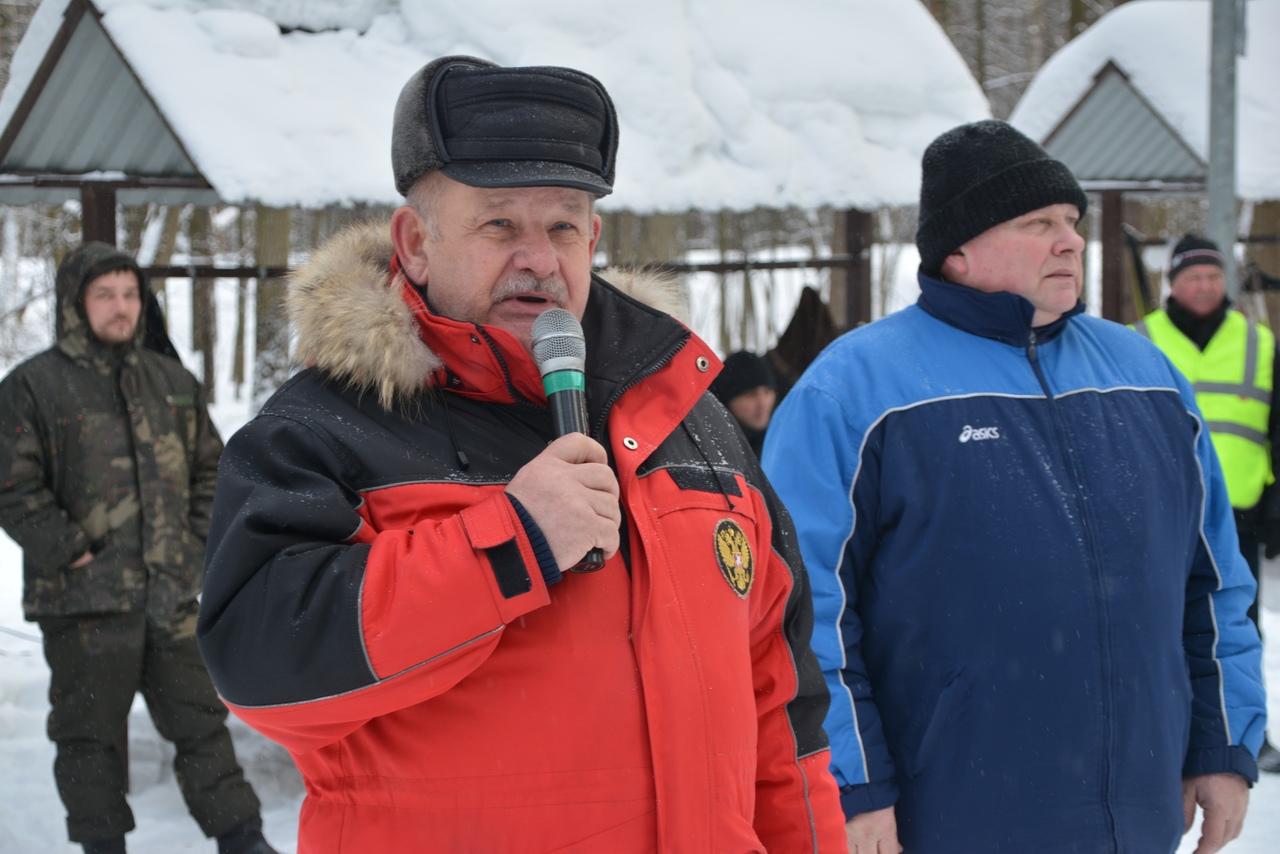 Спорт - это жизнь‼  Сегодня спасатели #Мособлпожспас приняли участие в первенстве по лыжному спорту среди работников госучреждения