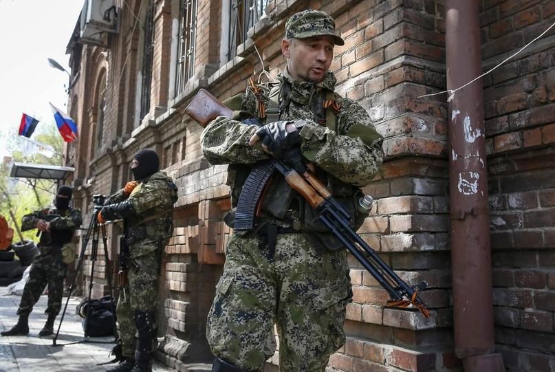 Защитники ДНР на передовой ждут команды вернуться домой в Краматорск и Славянск – Пегов