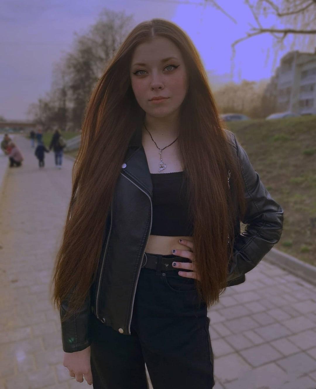 Ekaterina, 18, Bergen
