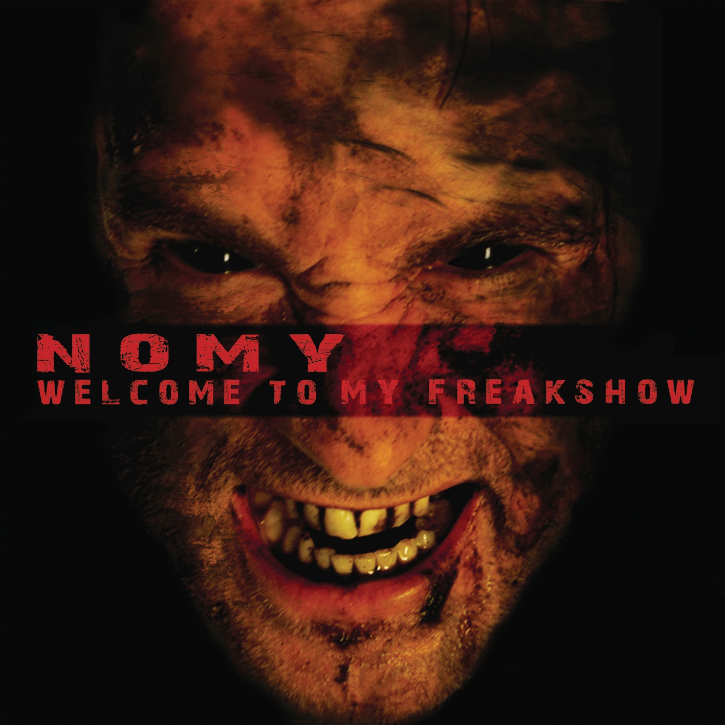 Nomy album Welcome to my freakshow