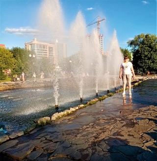 Мой город Пермь