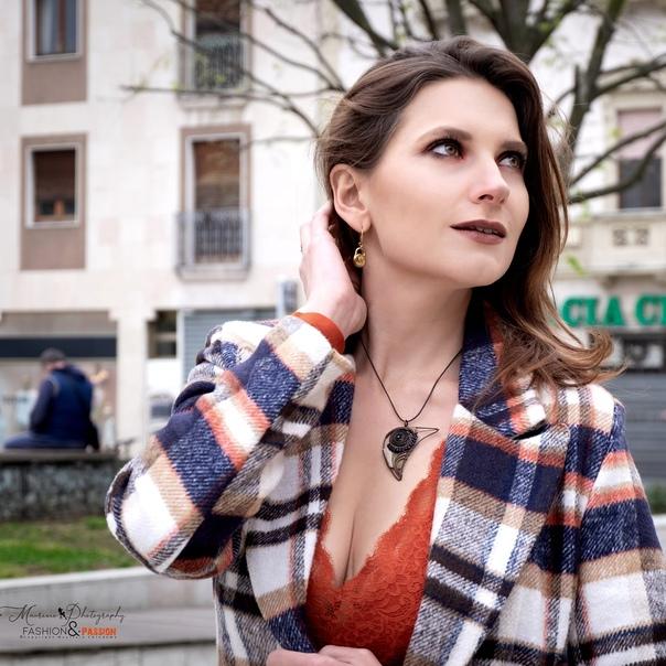 Anastasia Smagina, Milano, Италия
