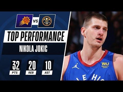 Никола Йокич назвал виновника провала «Денвера» в плей-офф НБА