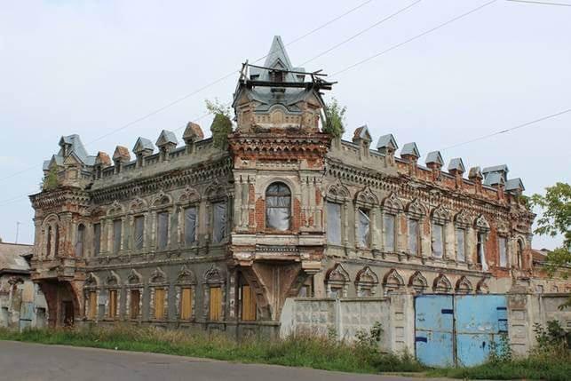 В Сарапуле отреставрировали дом купца Башенина.