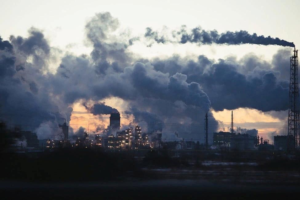 Снова выбросы | В Тольятти химзаводы травят население?