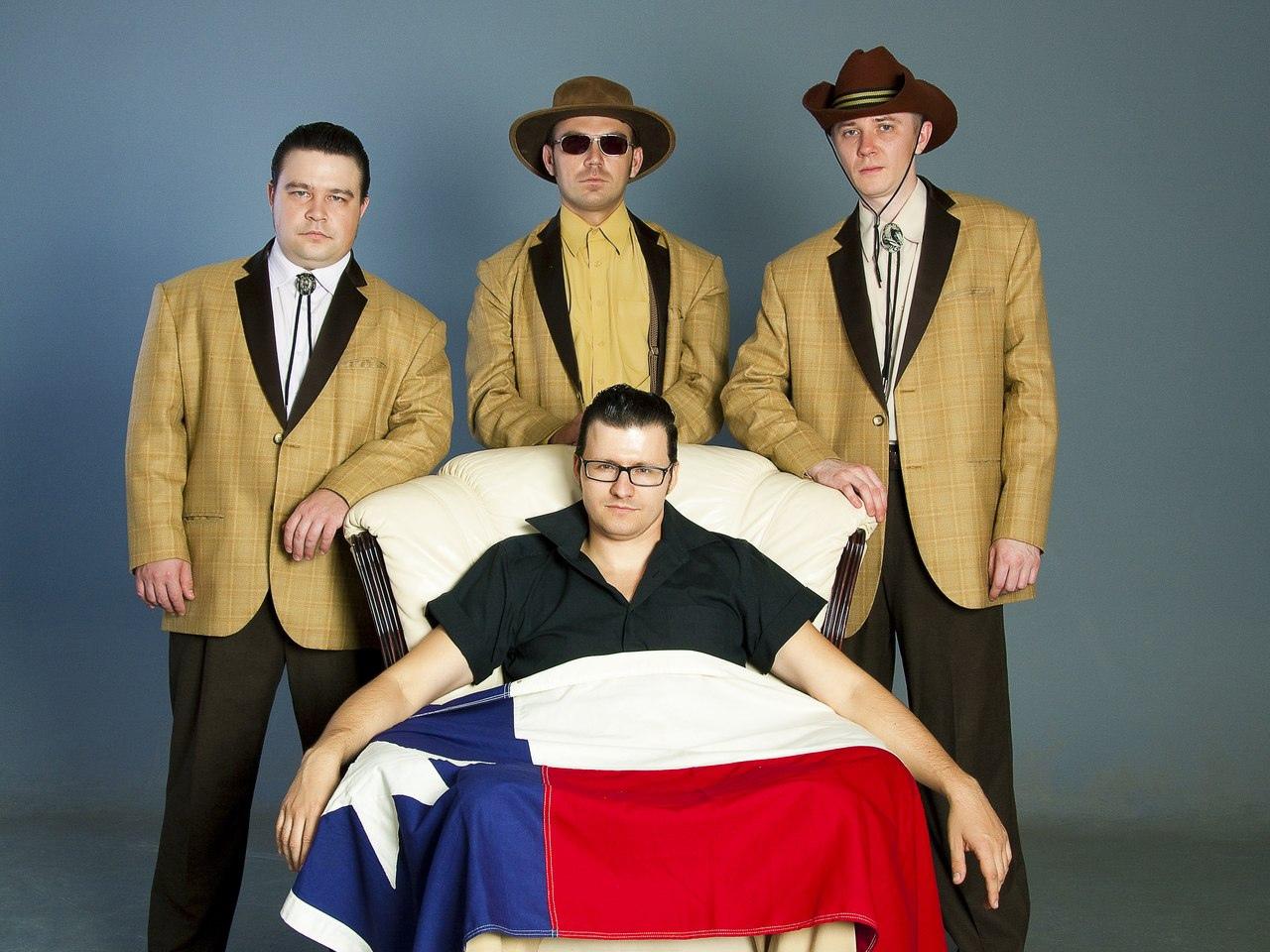 11.07 Rommitz & the Ol' Time Shakers в Hot Dog House!