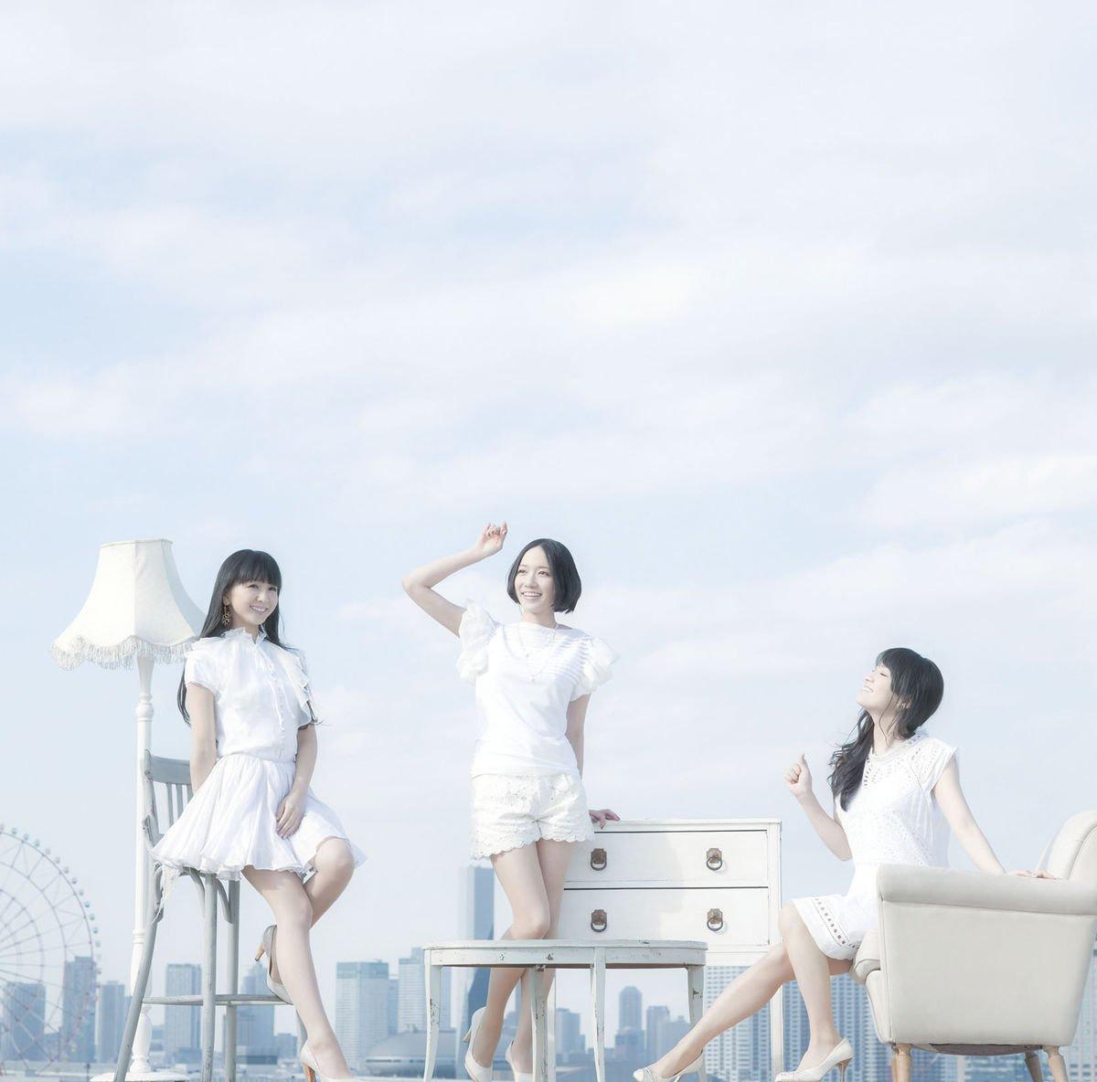 Perfume album レーザービーム / 微かなカオリ