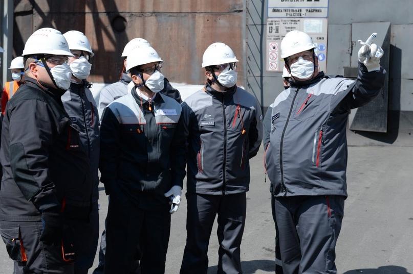 Систему охраны труда и промышленной безопасности трансформируют на Уральской Стали