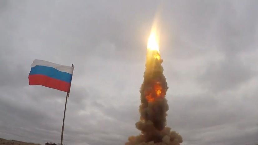 Стало известно, как ВКС России испытали новую ракету системы ПРО