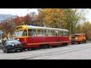Zaaranżowane zderzenie tramwaju z samochodem w dniu 16 10 2012