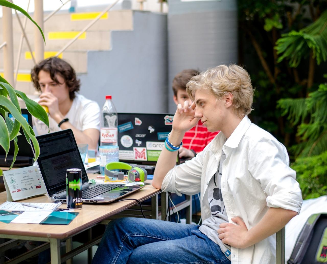 The 13th Hackathon Cyber Garden – традиционный марафон программирования в Таганроге