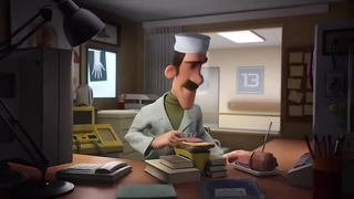 Самый смешной мультик от Pixar. Супер ржачные! ( Best Funny cartoon from Pixar.)