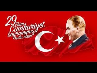 29 EKİM CUMHURİYET BAYRAMIMIZ KUTLU OLSUN! #YaşasınCumhuriyet #CumhuriyetBiziz
