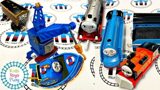 Shopping at Totally Thomas Town with Kids Toys Play