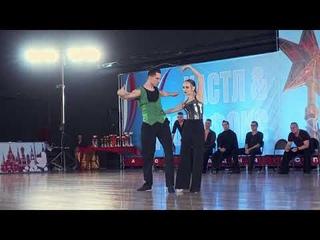 Champion, Катунин - Николаева, слоу