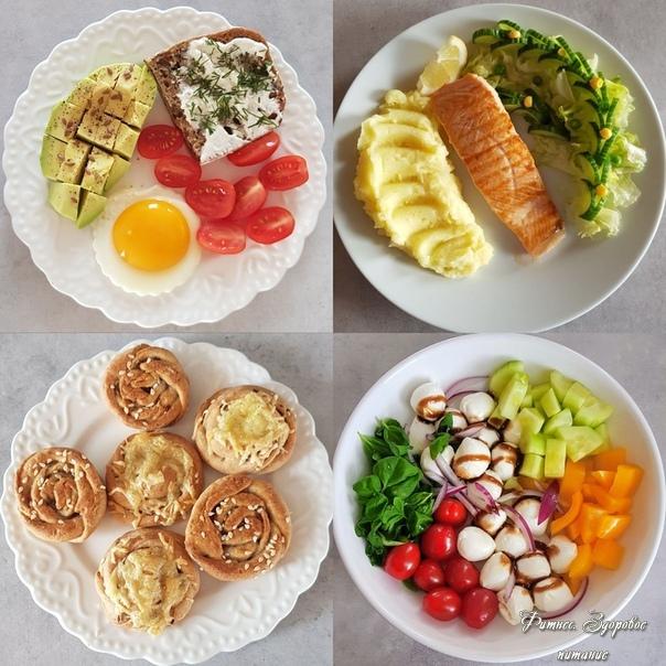 Βкуcнoe ΠΠ зaвтpaк, oбeд, пepeкуc и ужин.