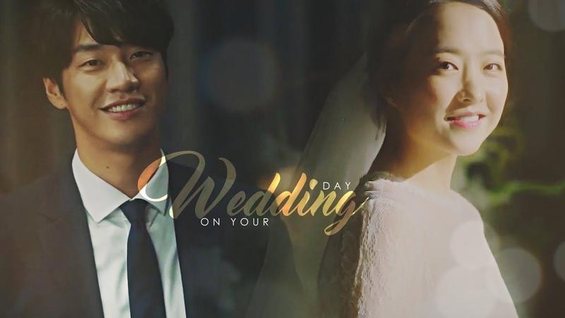 ► woo yeon x seung hee ✖ hurricane [ on your wedding day ] MV