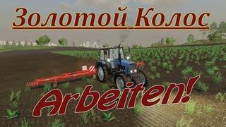 Farming Simulator 19. ФС 19. ЗОЛОТОЙ КОЛОС ! №56
