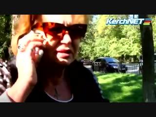 Директор керченского колледжа Ольга Гребенникова Взорвали взрывное устройство, потом бегали с автоматами, открывали кабинеты и у