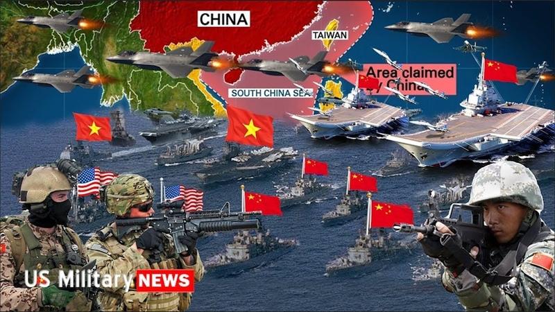 US Slams China's Bullying Against Vietnam in South China Sea