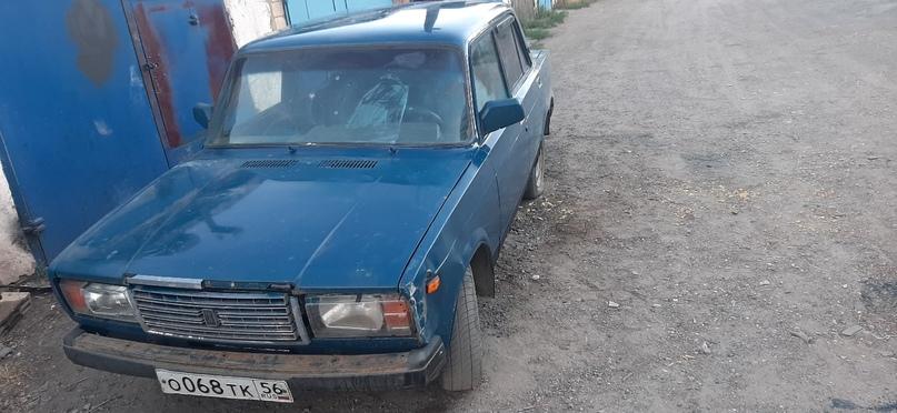 Купить ВАЗ 2107. 2002 г.в. Двигатель 06, | Объявления Орска и Новотроицка №6884