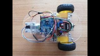 👍 Простая Bluetooth машинка на Arduino