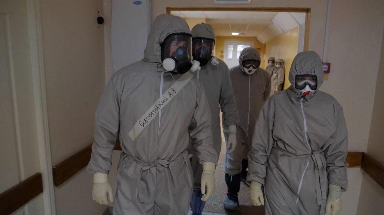 Лечить больных коронавирусом курян на дому будут психиатры и наркологи