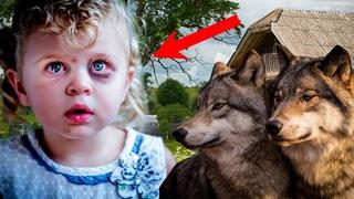 Отчим ПОЛЕЗ на маленькую девочку с НОЖОМ. Волки не смогли такое простить!