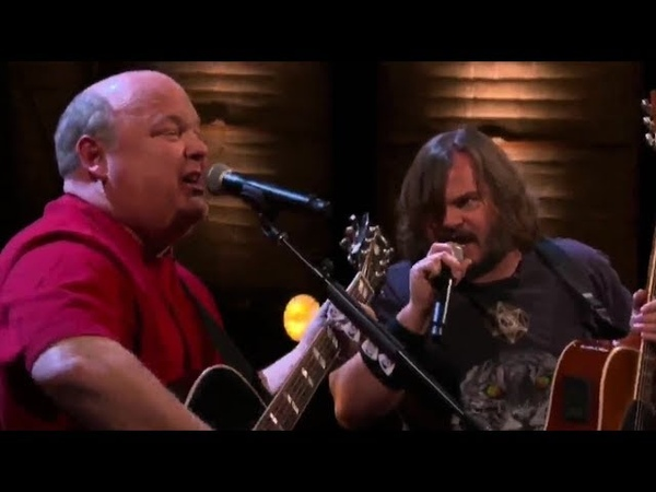 Tenacious D Rock Is Dead Conan Live