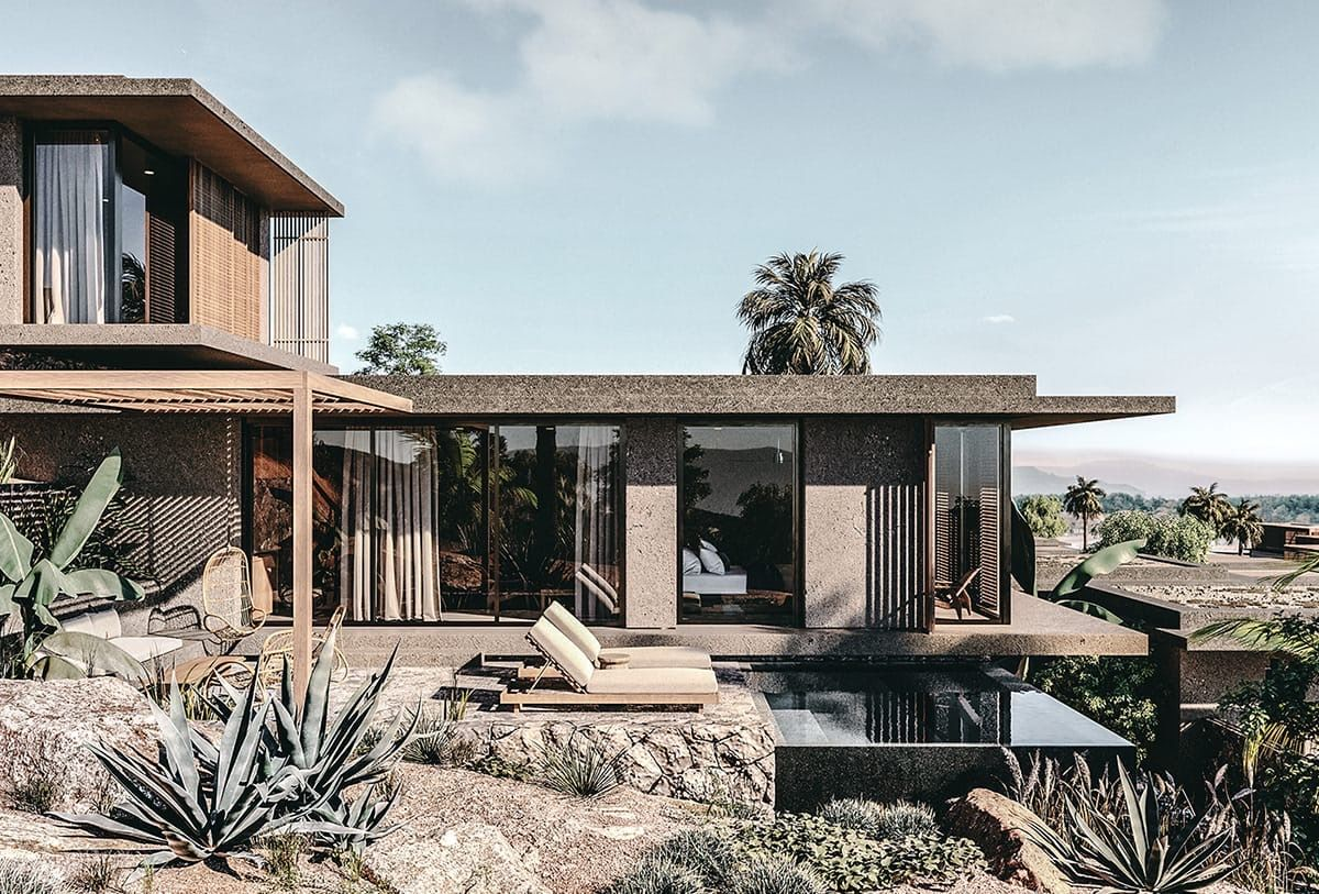 CASA COOK CHANIA by Lambs and Lions