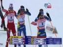 2009 02 28 Чемпионат мира Либерец лыжные гонки 30 км женщины свободный стиль