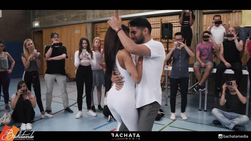 Marco y Sara Bachata Dance Bachateando Nurenberg Festival 2019 Caricias Xtreme