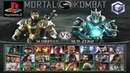 Mortal Kombat Deception Todos Fatalities Hara-Kiris Death Traps GC PS2