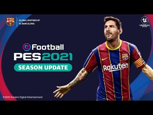 EFootball PES 2021 Android Offline Best Graphics ENGLISH VERSION