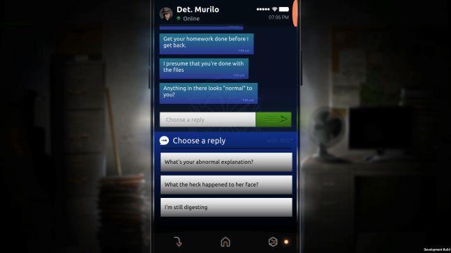 Как авторы Simulacra построили хоррор-игру вокруг интерфейса мобильного телефона, изображение №4