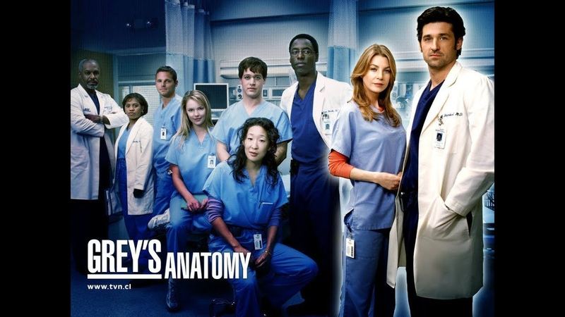 Анатомия страсти Анатомия Грей Grey's Anatomy Opening Credits