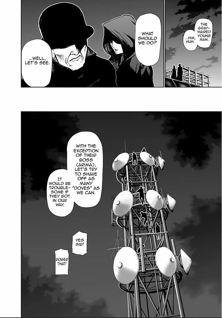 Tokyo Ghoul, Vol. 12 Chapter 112 Lights Out, image #15